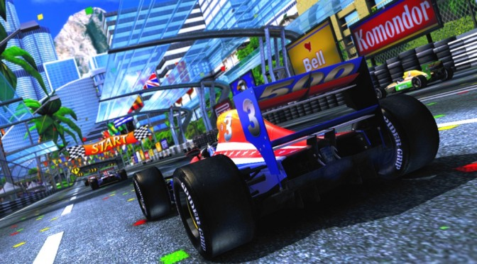 The 90's Arcade Racer Gets New Gameplay Video