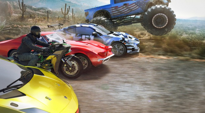 The Crew: Wild Run Is Now Available, New Update For The Crew Overhauls Visuals