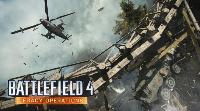 Battlefield 4 – Legacy Operations Free DLC Announced