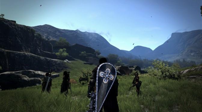 Dragon's Dogma: Dark Arisen – PC Graphics Options Revealed