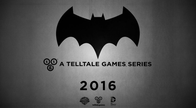 New Batman Interactive Episodic Series Coming From Telltale Games In 2016