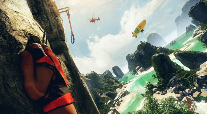 Crytek Reveals The Climb – New VR Game Powered By CRYENGINE