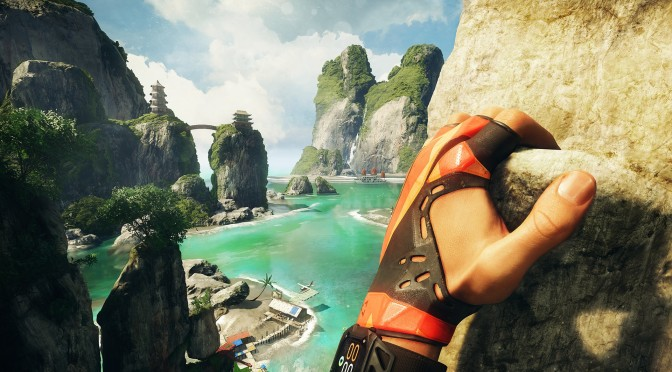 Crytek's VR Game, The Climb, Gets Beautiful 360° Video