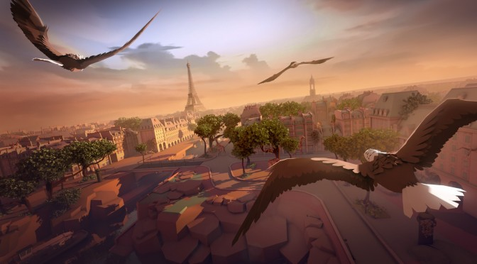 Ubisoft's VR titles will support cross-platform play between PSVR, Oculus Rift and HTC Vive