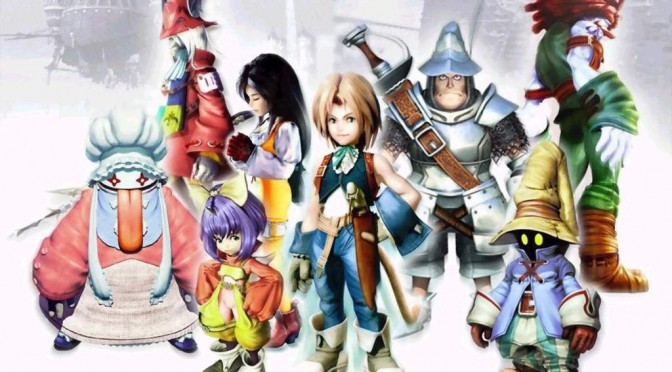 Final Fantasy IX feature