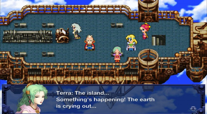 Final Fantasy VI A World Reborn mod is available, featuring reworked sprites, orchestral OST & more
