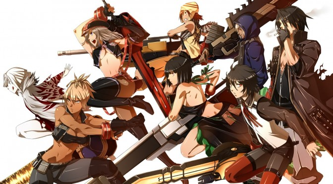 GOD EATER Resurrection & GOD EATER 2 RAGE BURST Are Coming To Steam This August