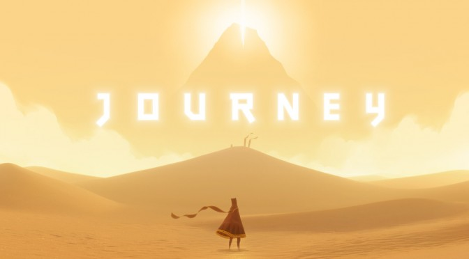 Journey is coming to Steam on June 11th