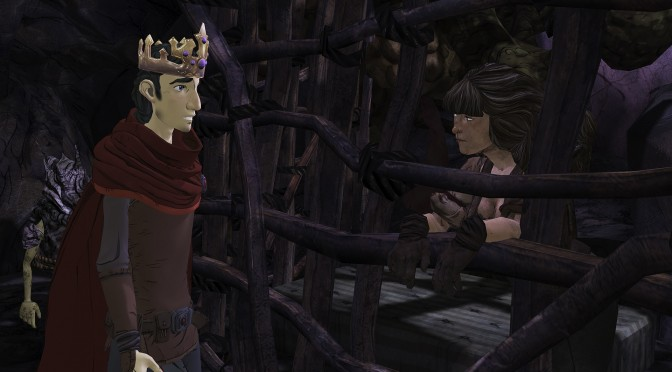 King's Quest – Chapter 2: Rubble Without a Cause Is Now Available