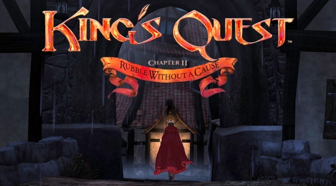 King's Quest: Rubble Without a Cause Releases On December 16th