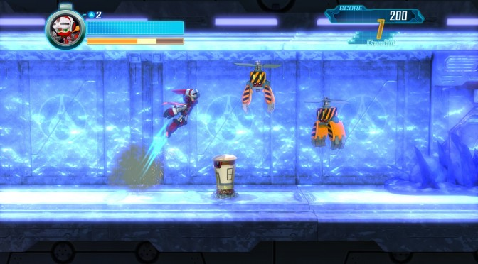 Mighty No. 9 Gets New Gorgeous Screenshots