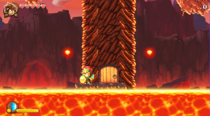 Monster Boy And The Cursed Kingdom – Spiritual Successor To Wonder Boy – Gets Debut Gameplay Trailer