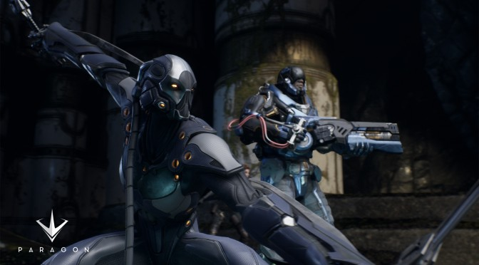 Epic Games' free-to-play third-person MOBA game, Paragon, has 5.7 million registered players