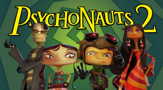 Psychonauts 2 Officially Announced, To Be Funded Via FIG Campaign, Gets Debut Trailer