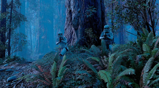 """Star Wars: Battlefront – New Mod Aiming To Surpass """"Toddyhancer"""" Mod In Terms Of Cinematic Feel"""