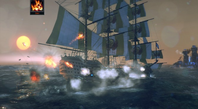 Tempest – Action RPG Pirate Game Focused On Sea Battles – Now Available Via Steam Early Access
