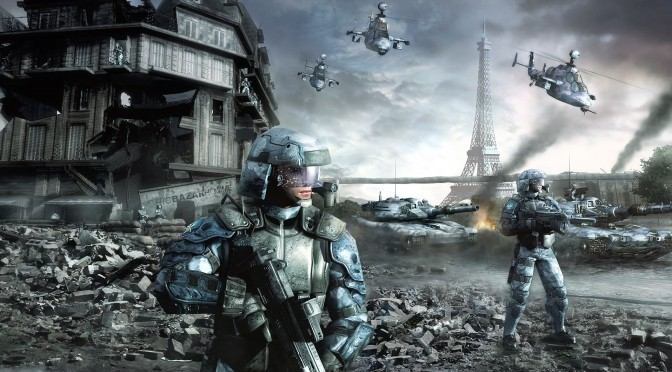 Tom Clancy's EndWar Online – F2P Online Role Playing Strategy – Enters Open Beta Phase