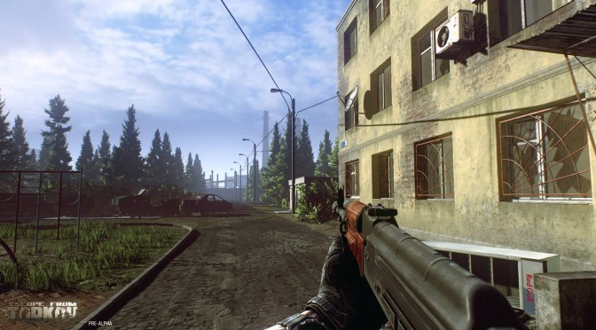 Escape from Tarkov – New Beautiful Screenshots Released
