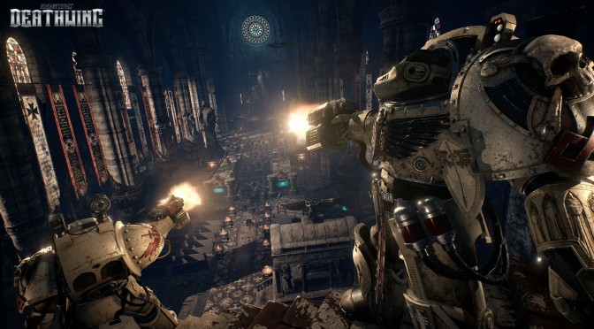 Space Hulk: Deathwing – FPS Powered By Unreal Engine 4 – Gets New Beautiful Screenshots