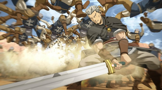 Arslan: The Warriors of Legend Is Officially Coming To Steam On February 9th