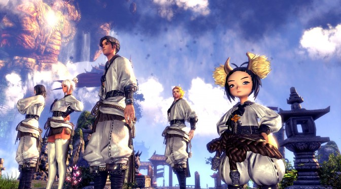 Blade & Soul Reaches 2 Million Registered Users Milestone, Receives First Content Update