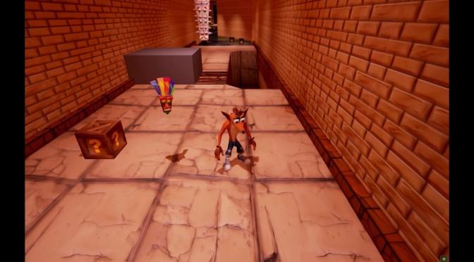 Crash Bandicoot Looks Amazing In Unreal Engine 4