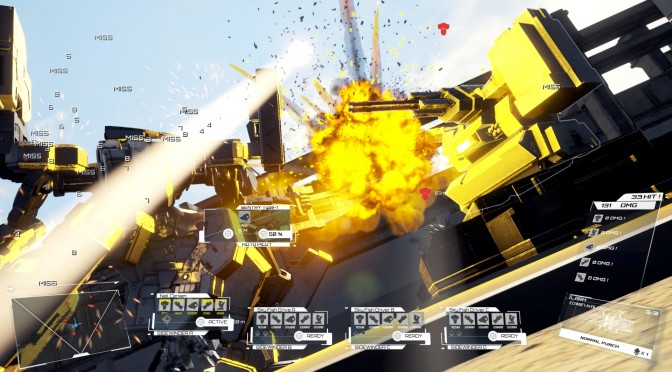 Unreal Engine 4-powered turn-based mech strategy game, DUAL GEAR, delayed until 2018