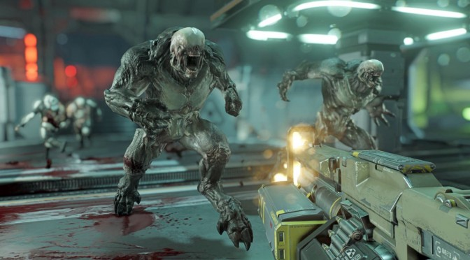 DOOM, Dead by Daylight & Grand Theft Auto V are this week's best selling PC games