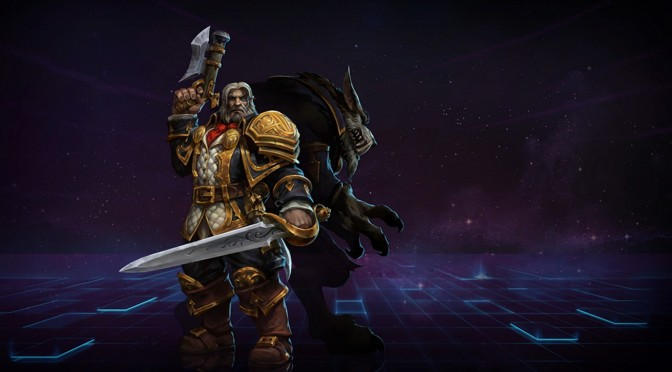 User's Article: Impressions On Heroes of the Storm's Latest Character, Greymane