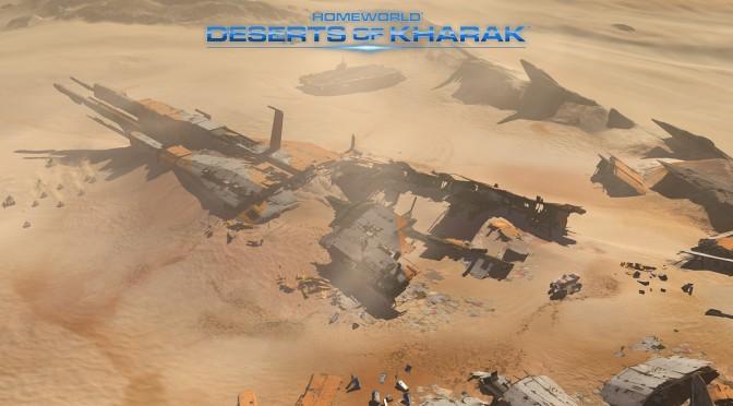 Homeworld: Deserts Of Kharak – Update 1.1 Detailed, Coming This Monday