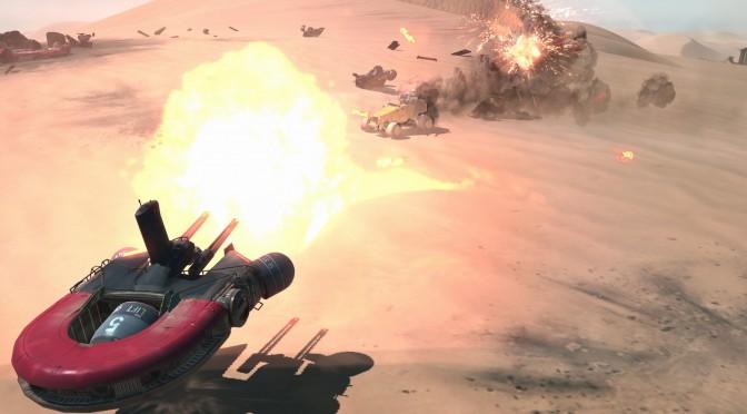 Homeworld: Deserts of Kharak Gets Multiplayer Sneak Peek Video
