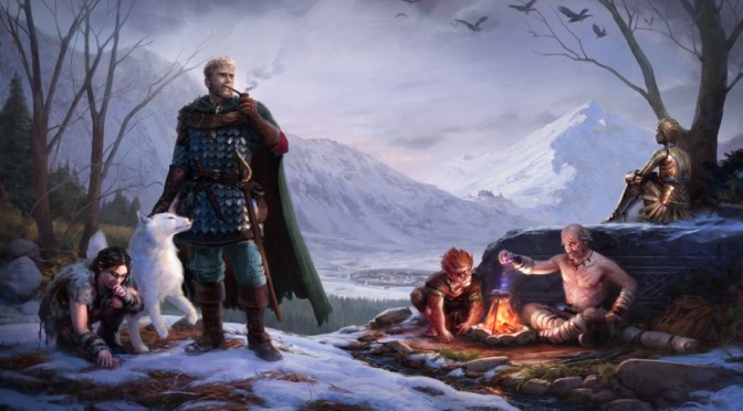 Pillars of Eternity: The White March – Part 2 Is Now Available