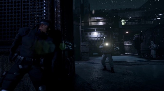 Metal Gear Solid Shadow Moses Remake In Unreal Engine 4 Gets Its First Trailer