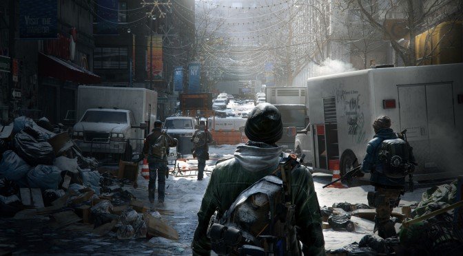 The Division PC screenshot