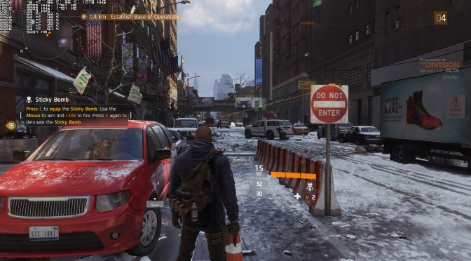 The Division – Screenshots With Max Settings From PC Beta Build, GTX970 Not Enough For 60FPS