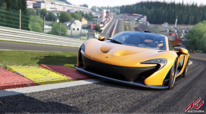 Assetto Corsa – New Beautiful Screenshots Released