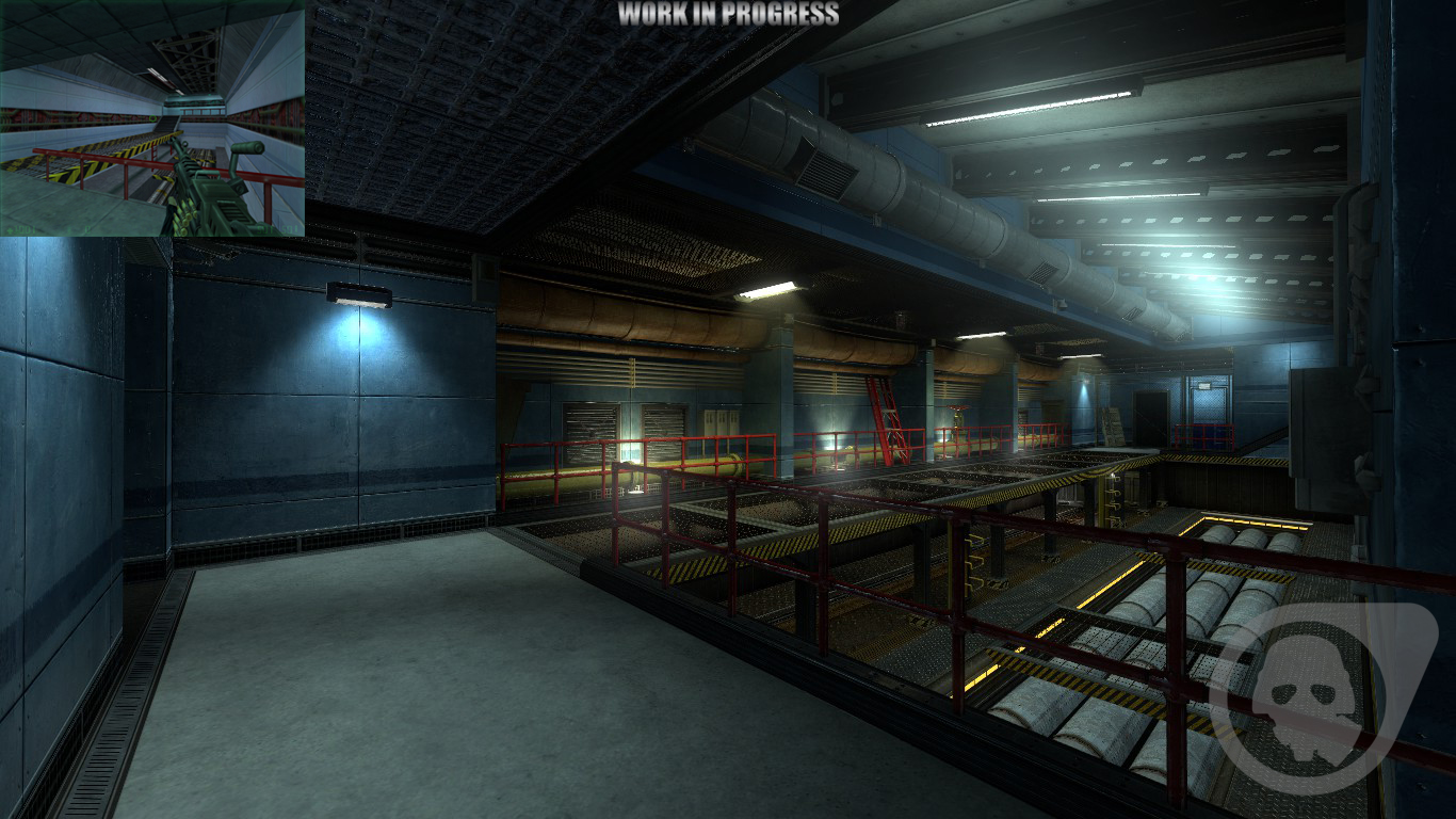 New Screenshots Released For Half Life Opposing Force Blue Shift