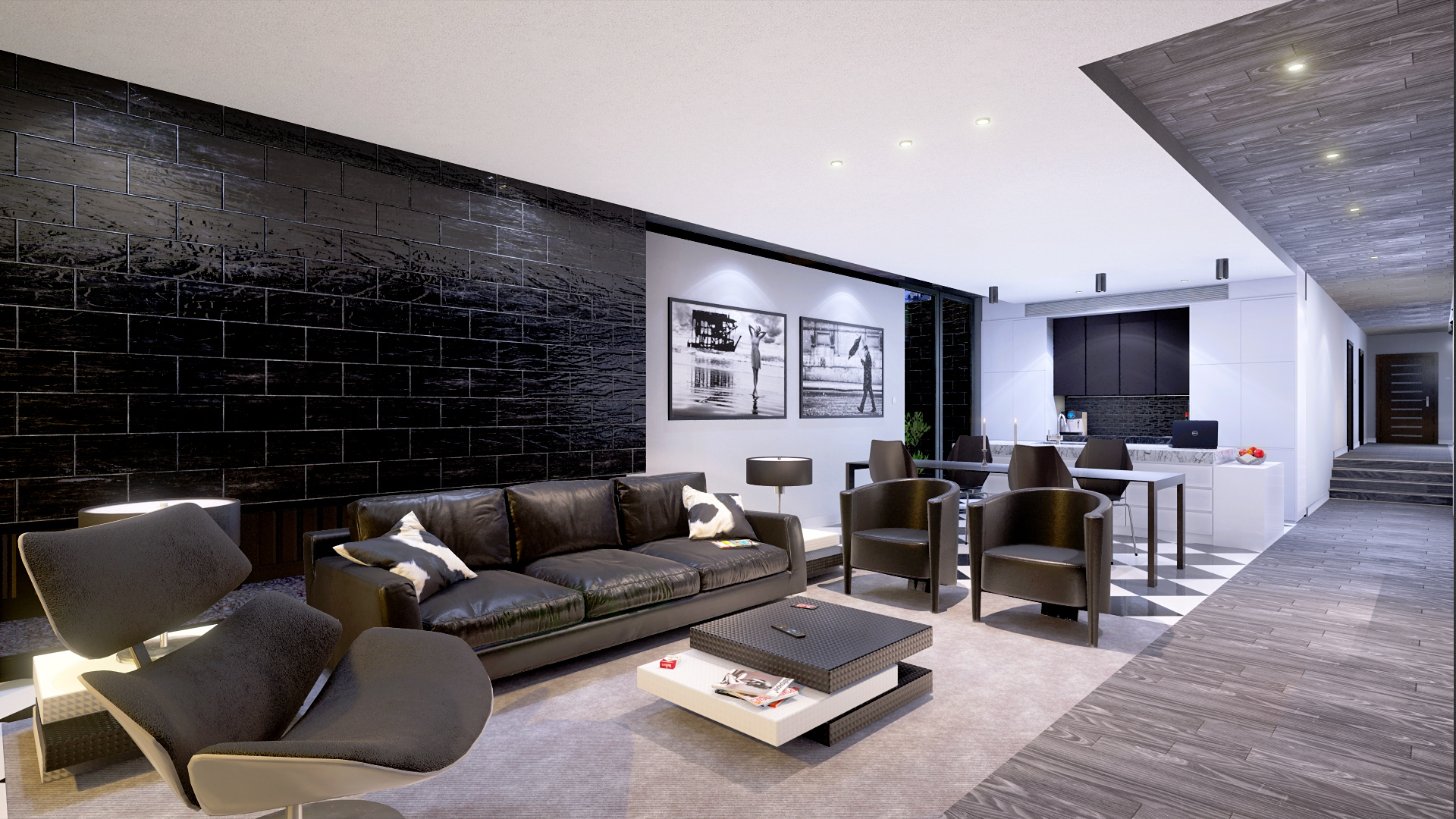 Here Is Another Photorealistic Apartment Created with Unreal