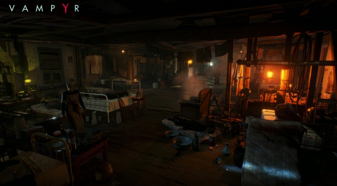 First Screenshots Revealed For DONTNOD Entertainment's Vampyr