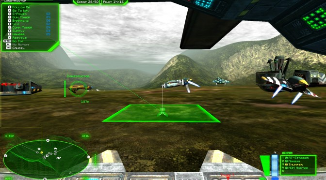 Battlezone 98 Redux Will Use A DirectX 9 Renderer, New Tech Details Unveiled