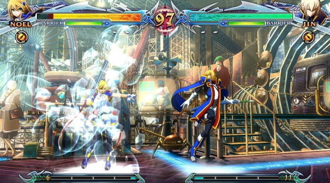 BlazBlue: Chronophantasma Extend Is Coming To The PC On March 2nd