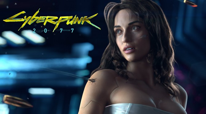 Here is the official E3 2018 in-engine trailer for Cyberpunk 2077