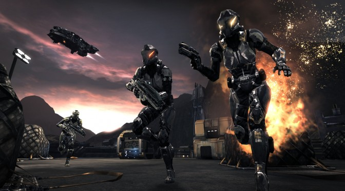 First-Person Shooter In The Universe Of DUST 514 Is Under Development, Powered By Unreal Engine 4