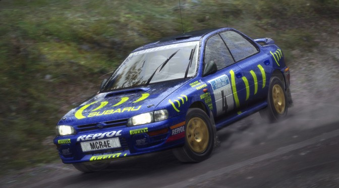 DiRT Rally – New Free Content & Update 1.1 Now Available