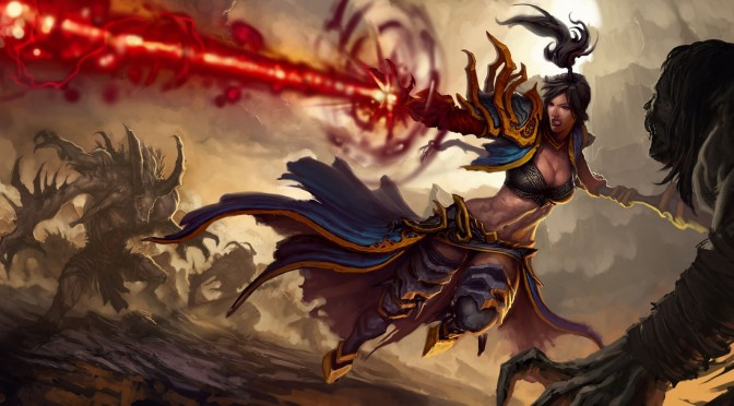Users Article Impressions On Heroes Of The Storms Li Ming