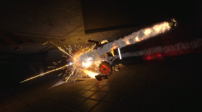 Overload –  6-DOF Shooter From The Creators Of Descent – Gets Kickstarter Campaign