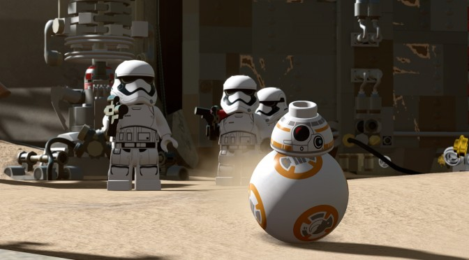LEGO Star Wars: The Force Awakens Gets Gameplay Reveal Trailer
