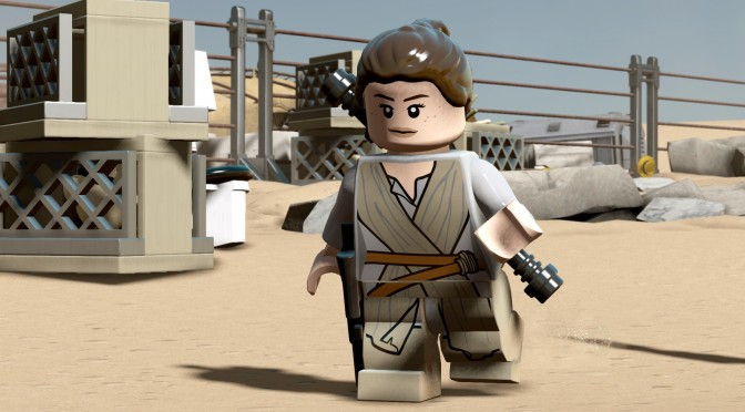 LEGO Star Wars: The Force Awakens – New trailer shows off multi-build features