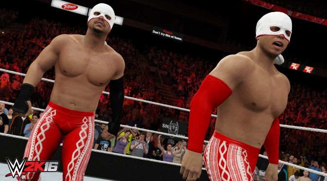 WWE 2K16 – First PC Screenshots Released, PC Requirements Unveiled