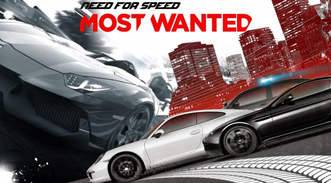 Need For Speed: Most Wanted Is Now Available For Free On EA's Origin